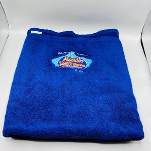 Vintage Disney Aladdin Robin Williams Towel